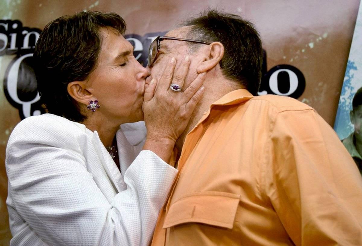 Florinda Meza y Roberto Gómez Bolaños tuvieron una de las relaciones más sólidas, pero también más comentadas de la farándula