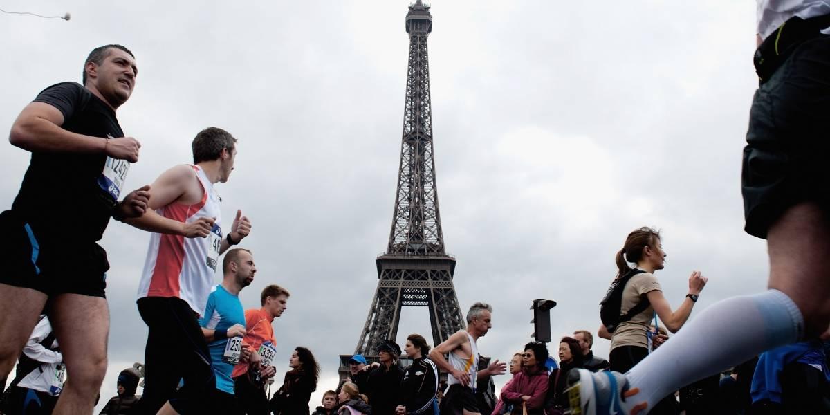 Maratona de Paris reagendada para novembro é cancelada