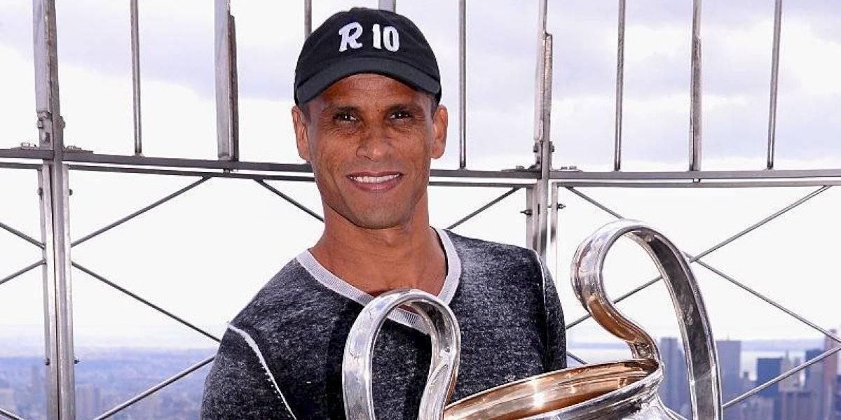 """""""Hincha Titular"""", el concurso de la Champions que te permite conocer a Rivaldo"""