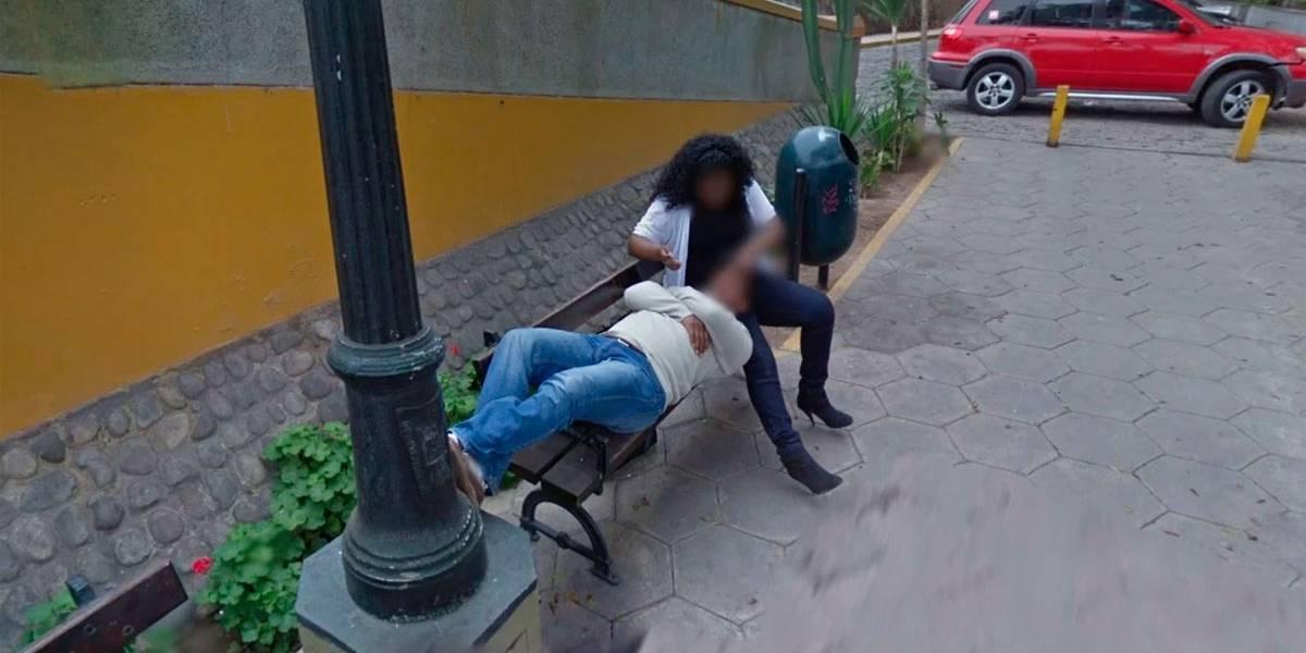 Marido descobre traição pelo Google Street View