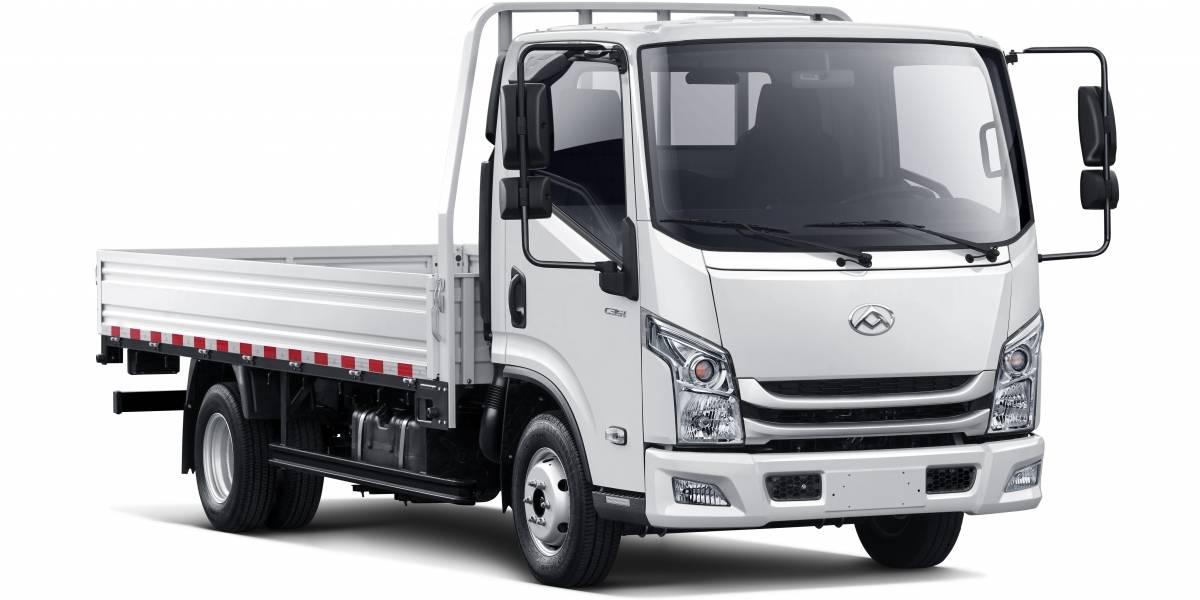 Maxus suma un vehículo comercial que se conduce con licencia Clase B