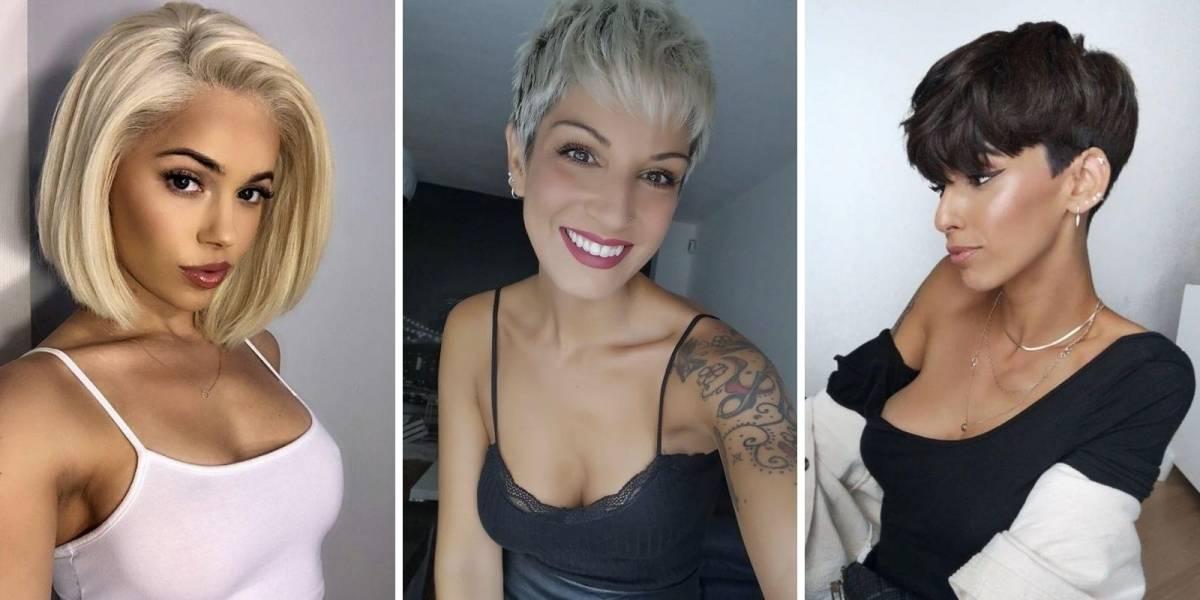 3 cortes perfeitos para mulheres com pouco cabelo