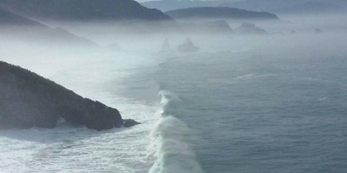 Extraño terremoto 'bumerán' fue rastreado por primera vez en el océano Atlántico