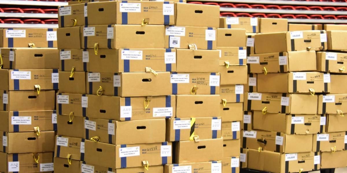 Compañía Printech comenzará entrega de las papeletas a la CEE