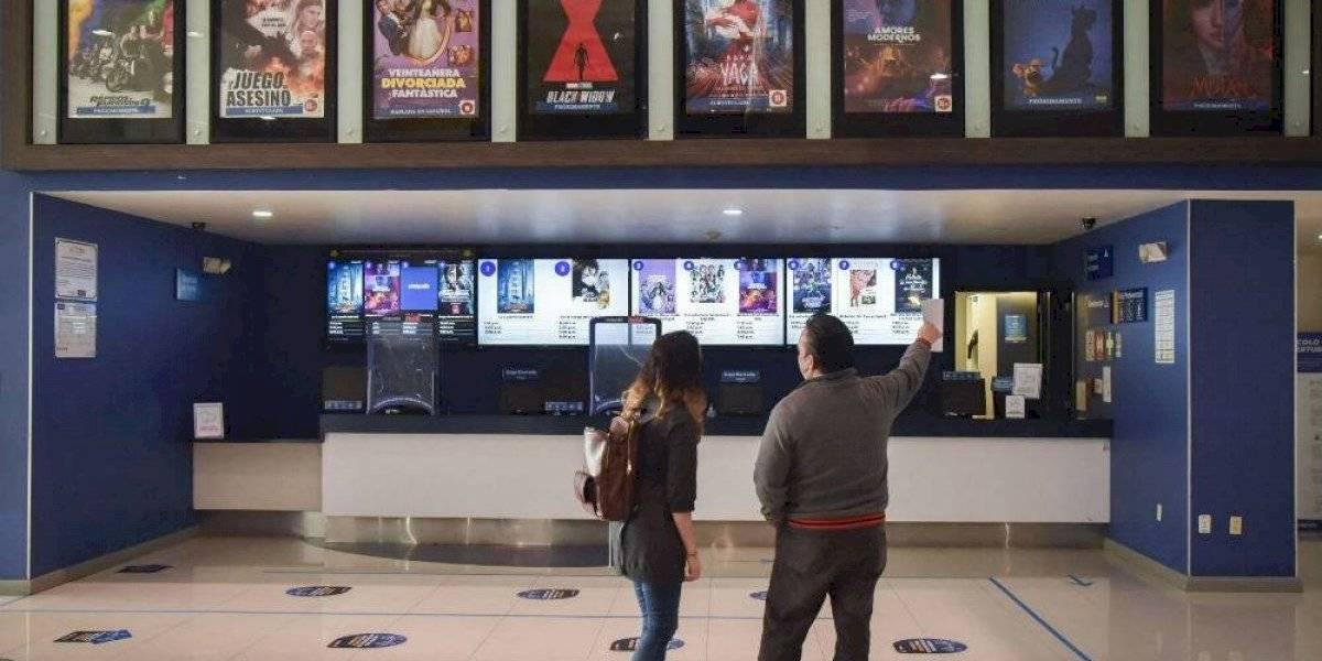 Fotos: Tras 5 meses de cierre, cines en CDMX abren salas con sana distancia