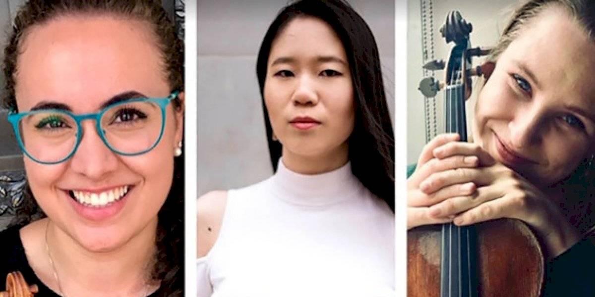 Joven violinista puertorriqueña ofrecerá concierto virtual