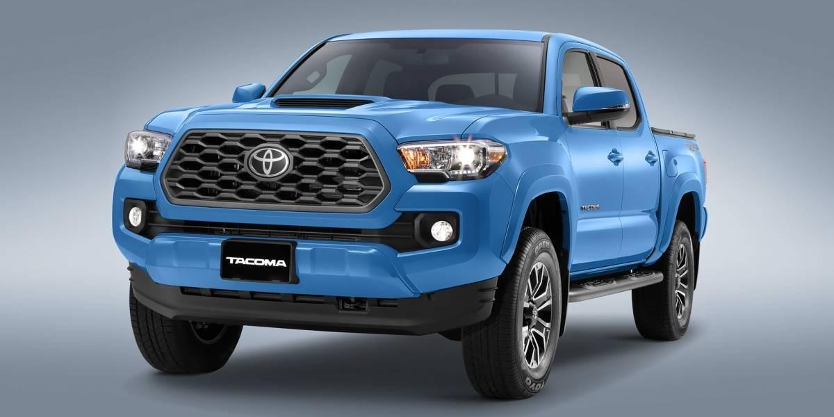 Preparada para tu mejor aventura: Toyota Tacoma 2020
