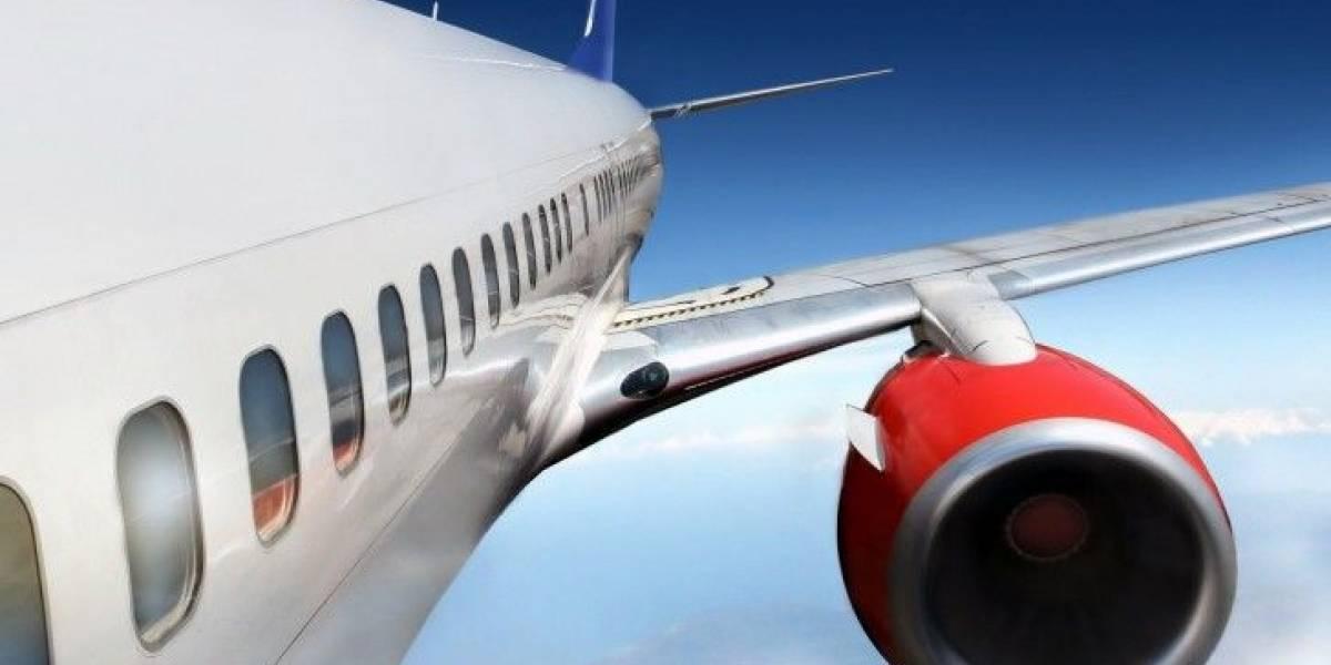 Ciencia: ¿cómo un avión puede seguir volando aunque su motor haya explotado?