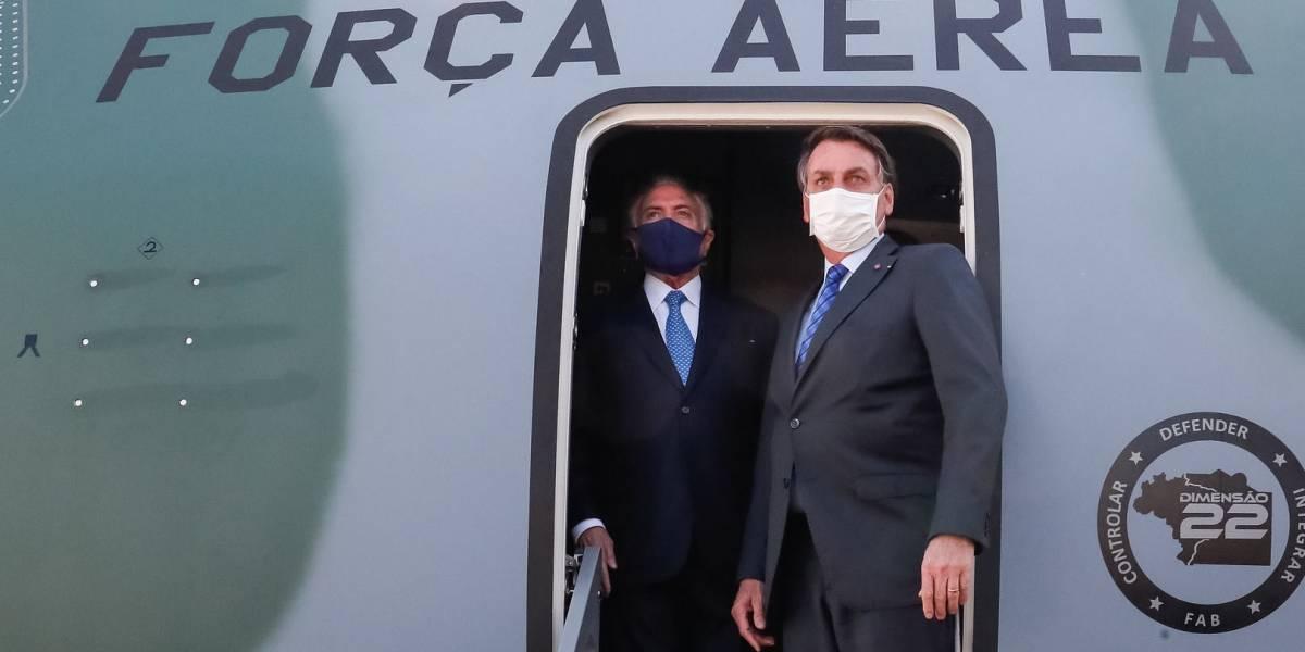 Bolsonaro aproveita agenda em São Paulo para verificar hérnia