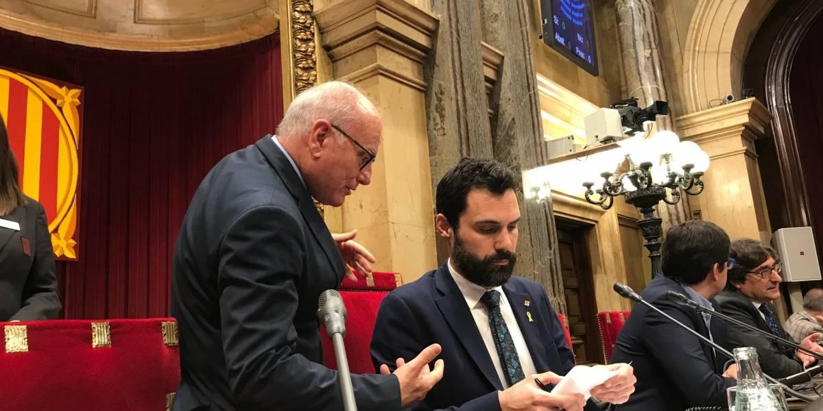 """Casa Real.- En Consell de Personal del Parlament catalán rechaza """"cualquier presión"""" sobre los funcionarios"""