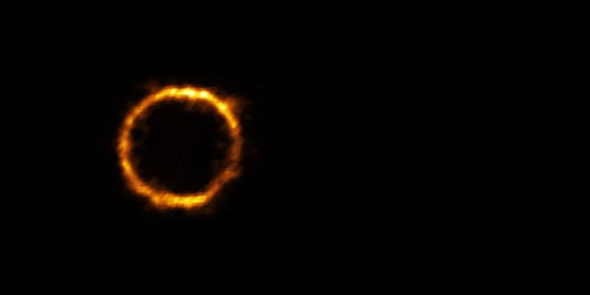 Chile: con el telescopio ALMA descubren galaxia parecida a la Vía Láctea que rompe todas las teorías