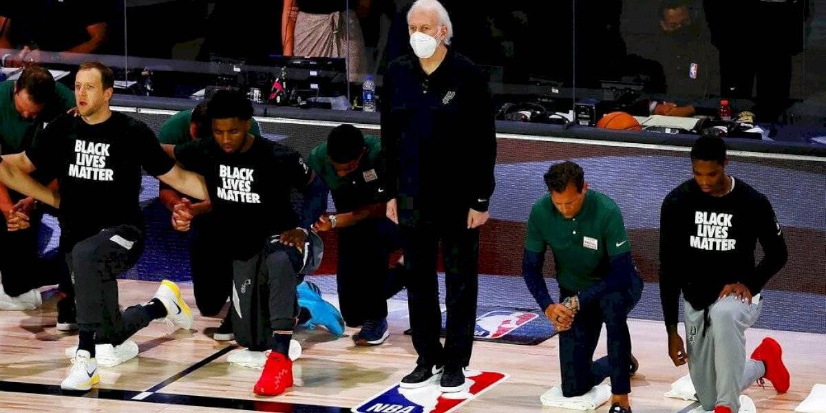 Golpe a la cátedra en la NBA: Spurs fuera de playoffs por primera vez en 23 años