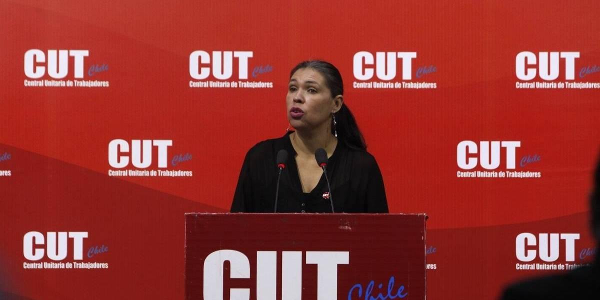 Esfuerzo máximo por nuevo sueldo mínimo: ministro y presidenta de la CUT reconocen avances
