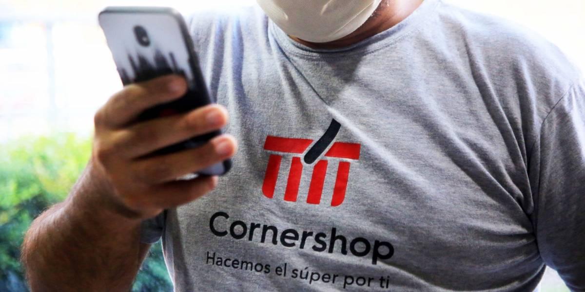 Cornershop firmó alianza con Cencosud: se suma Easy a su app y no cobrarán impuesto por compras en Jumbo