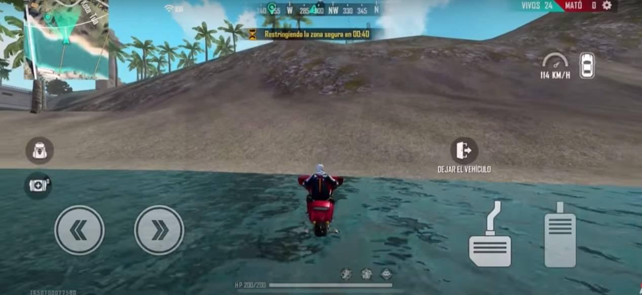 Cambio de isla
