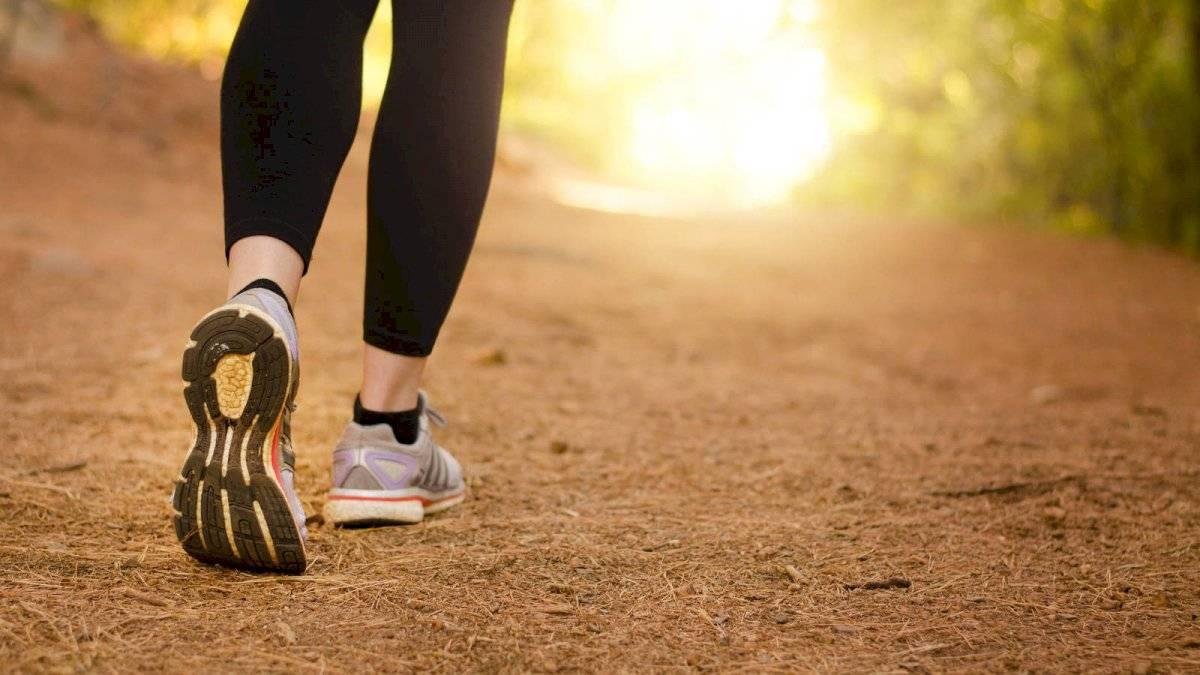 Caminar es muy efectivo para la circulación sanguínea