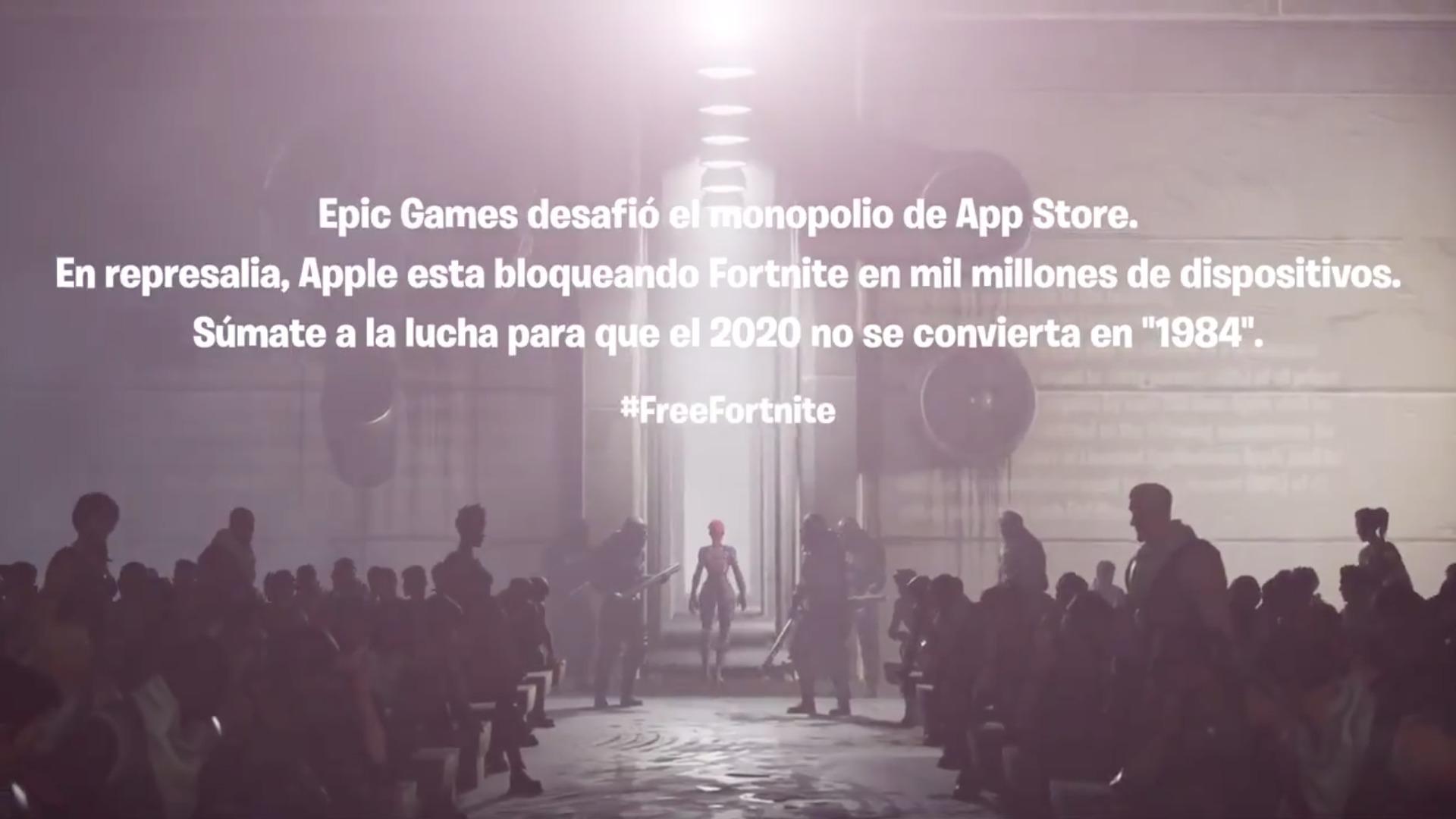 Fortnite 1984