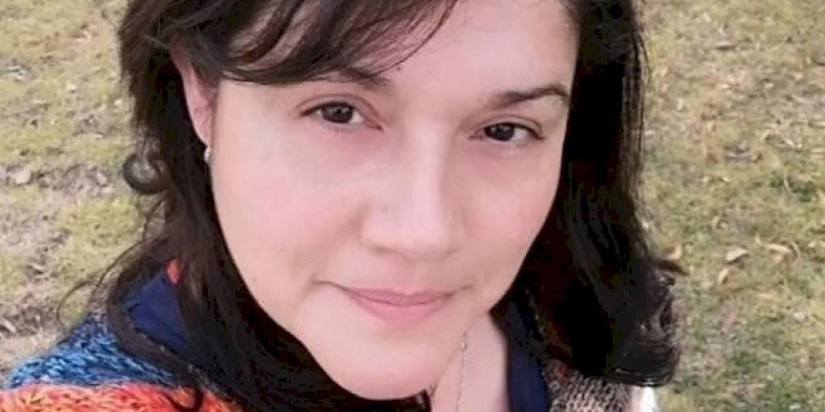 Confirman que cuerpo encontrado en Portezuelo corresponde a Carolina Fuentes