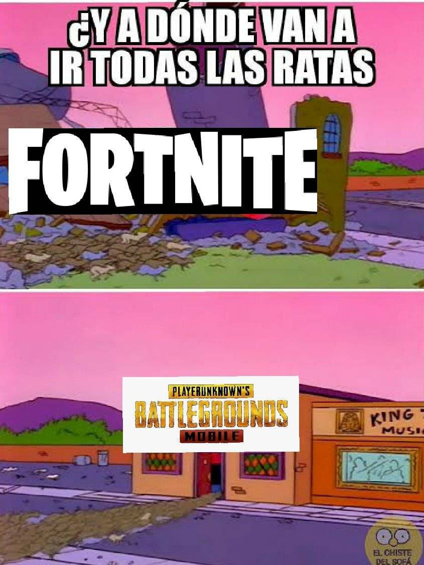 Fortnite memes Apple Google