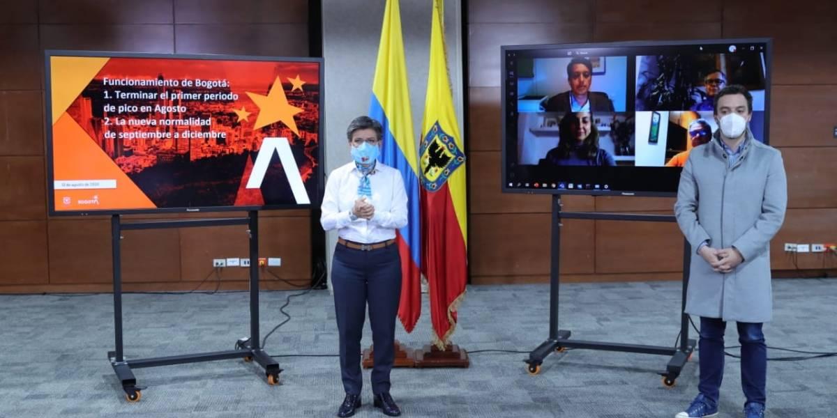 (VIDEO) Claudia López anuncia nuevas medidas de cuarentena sectorizada en Bogotá