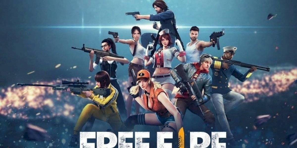 Free Fire: los 5 mejores personajes para ganar partidas