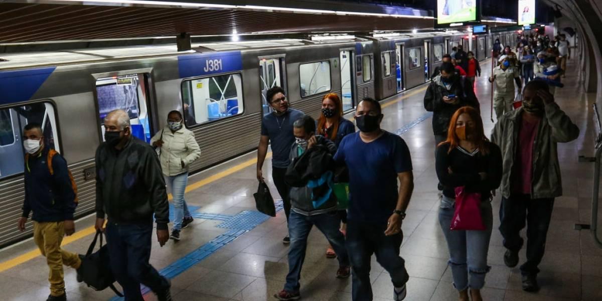 São Paulo passa de 700 mil casos de covid-19, com mais de 500 mil curados