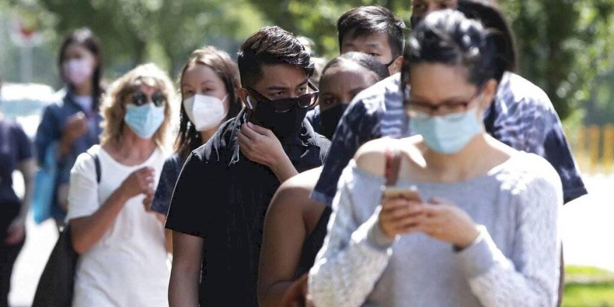 Gobierno ha recibido cerca de $37 mil en pagos de multas por no usar mascarilla