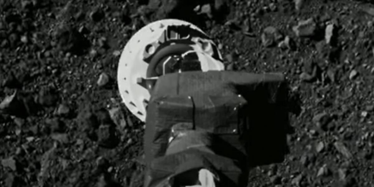 ¿Cuánto tarda en llegar la señal que envía la NASA hasta la sonda espacial que recogerá muestras en el asteroide?