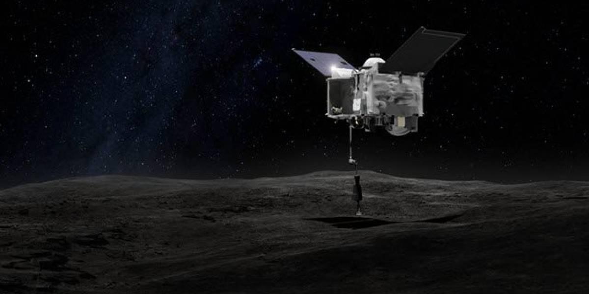 NASA: nuevos datos sobre Bennu sugieren que se trata de un asteroide sin precedentes