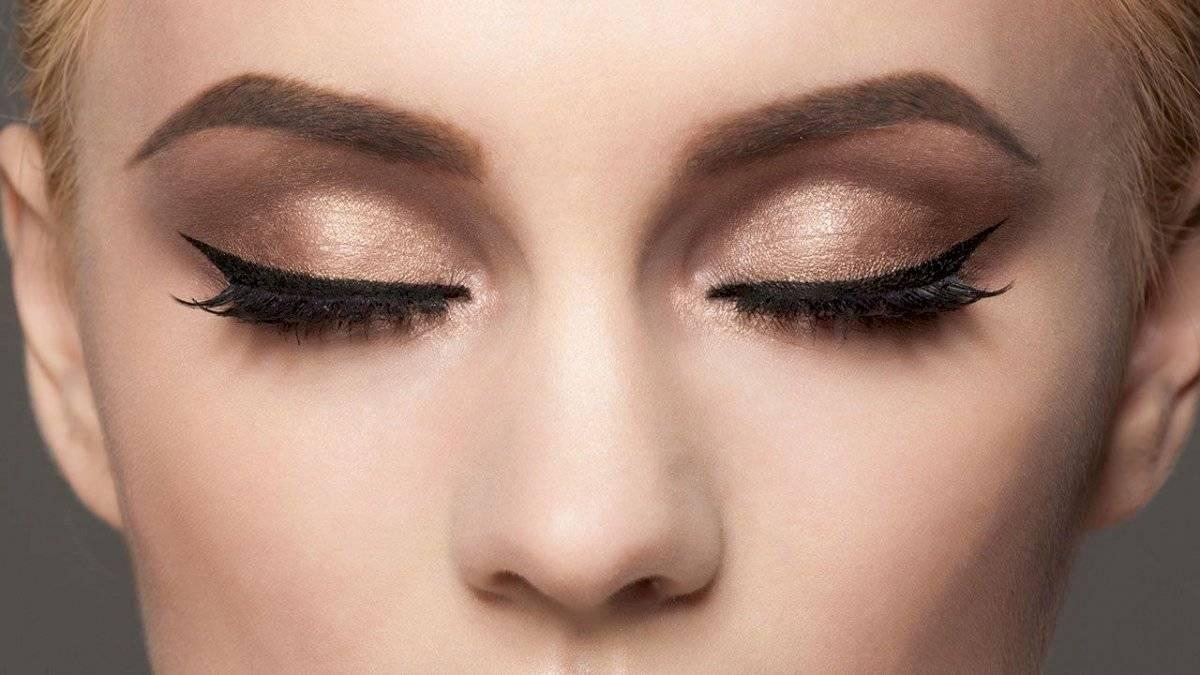 Maquillaje para párpados arrugados