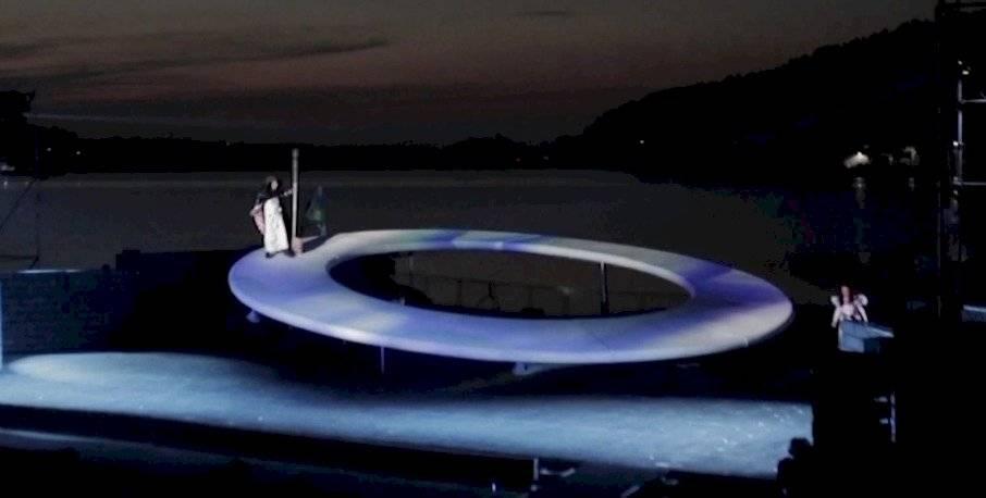 ¡Así es el arte en tiempos de pandemia! Llega la ópera al aire libre en Bulgaria