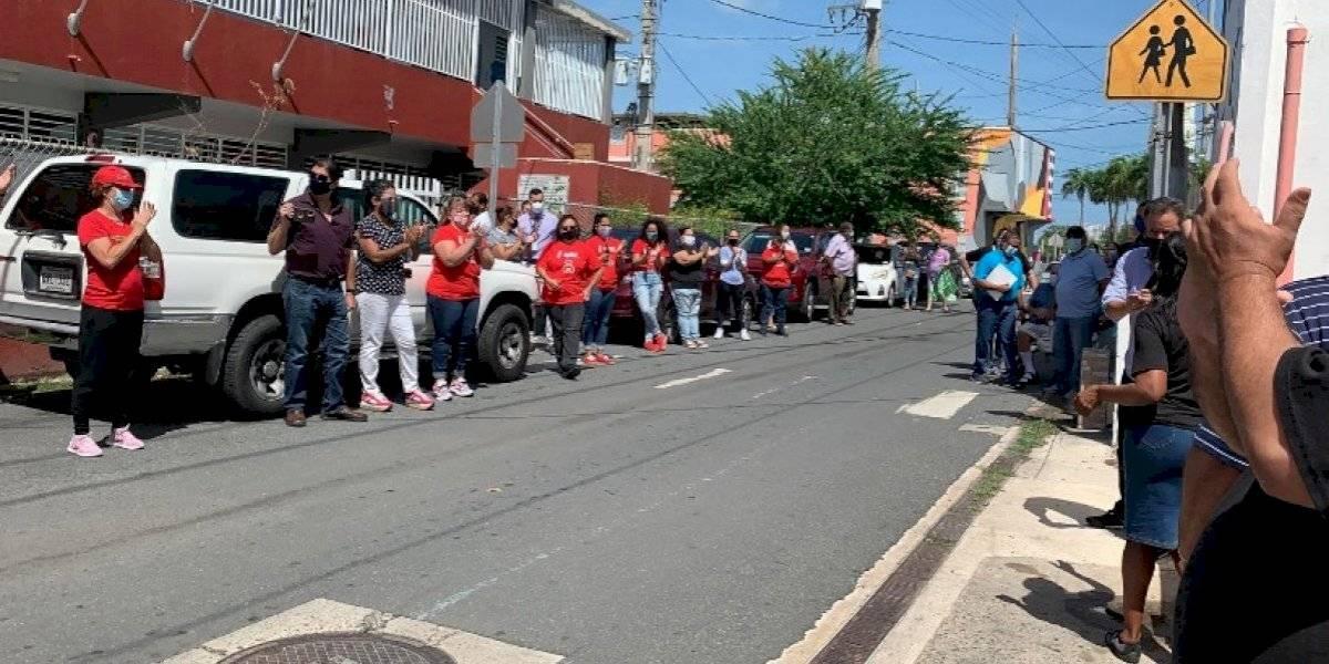 Península de Cantera reclama a Wanda Vázquez traspaso de escuela Sofía Rexach