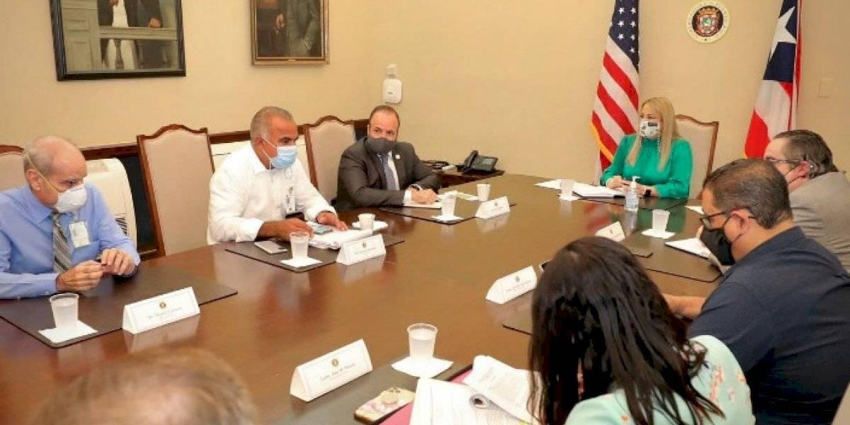Gobernadora se reúne con el Task Force Médico para analizar medidas de la próxima orden ejecutiva