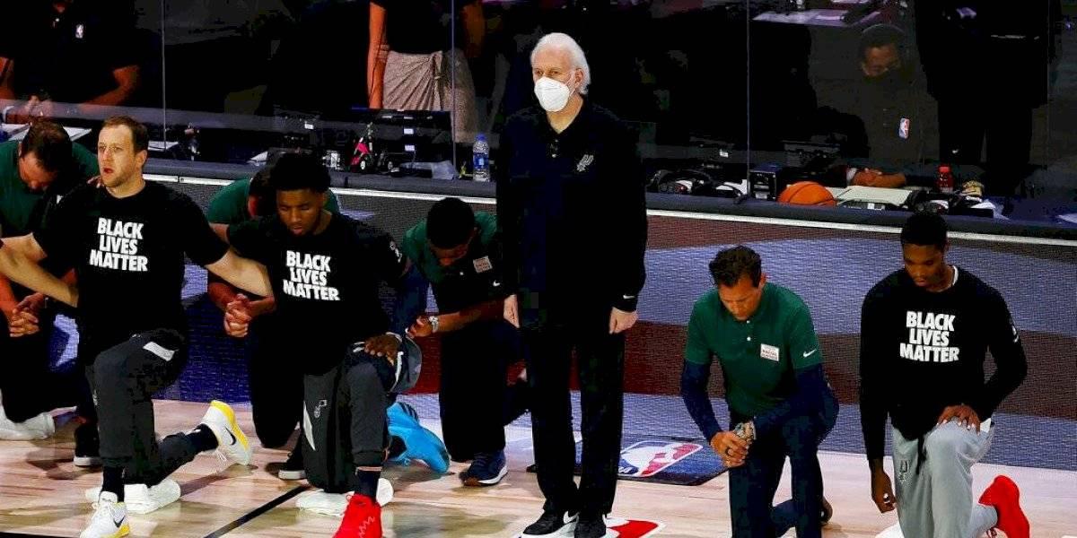 Los Spurs quedan fuera de playoffs por primera vez en 23 temporadas