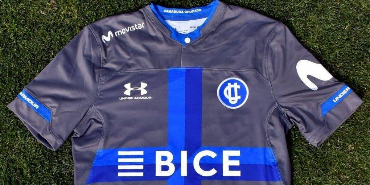 """""""Ya está disponible la Tercera Armadura Cruzada"""": UC presenta su nueva camiseta"""