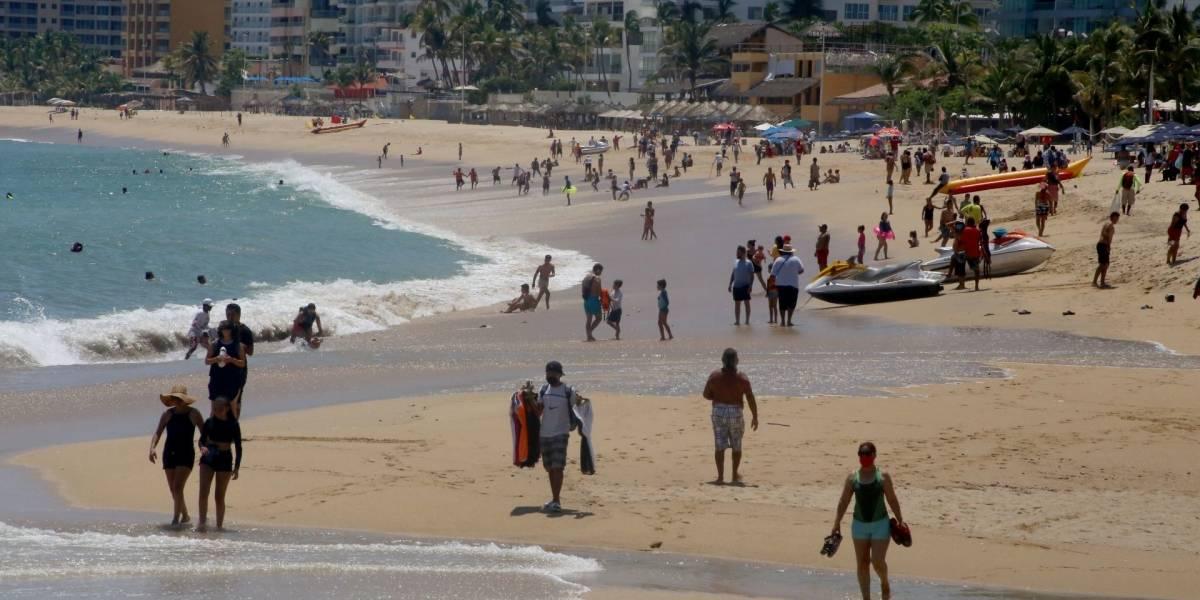 Sube ocupación hotelera en Acapulco al 40%