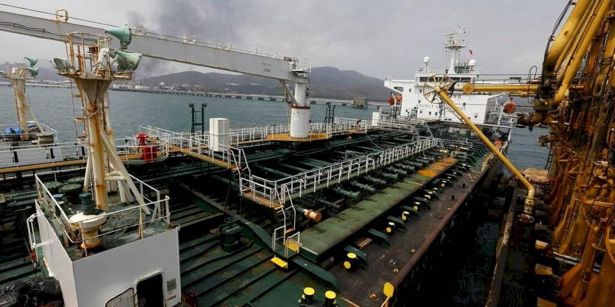 Estados Unidos confisca gasolina iraní que iba a Venezuela