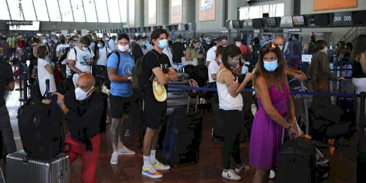 Francia exigirá pruebas de coronavirus a los viajeros procedentes desde Chile