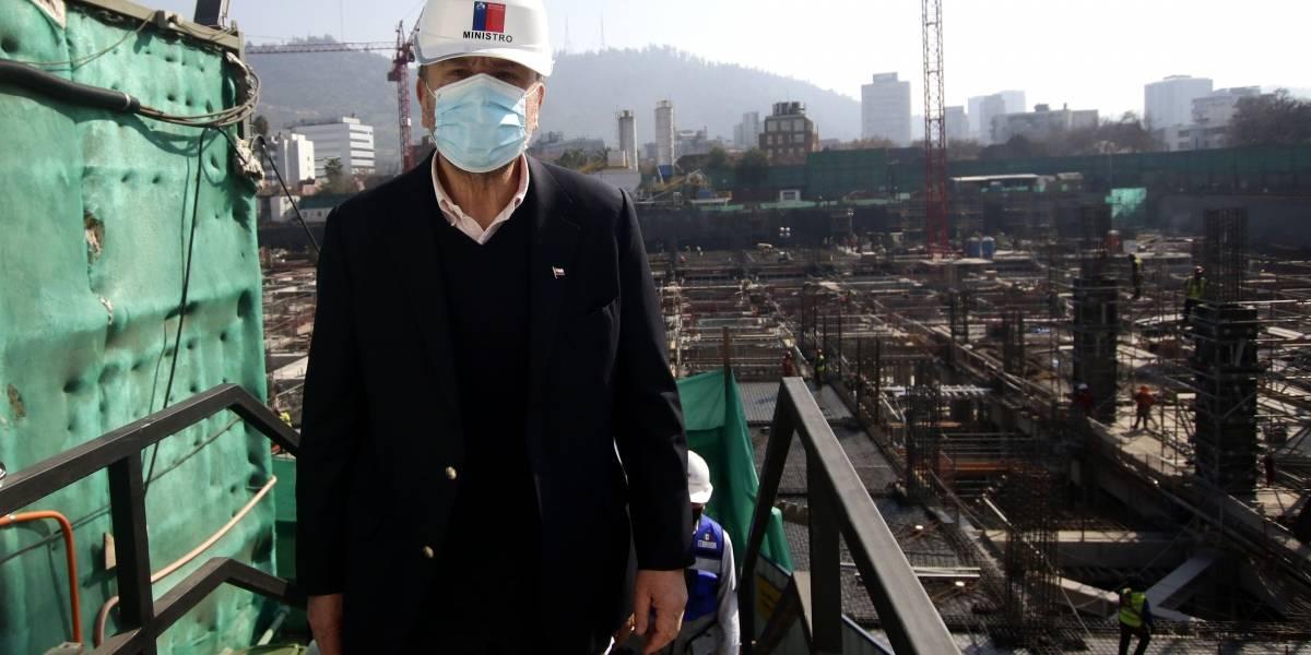 Lo que trae el desconfinamiento: ministro de OOPP proyecta tarifas del TAG y adelanta plan para funcionamiento de obras de construcción