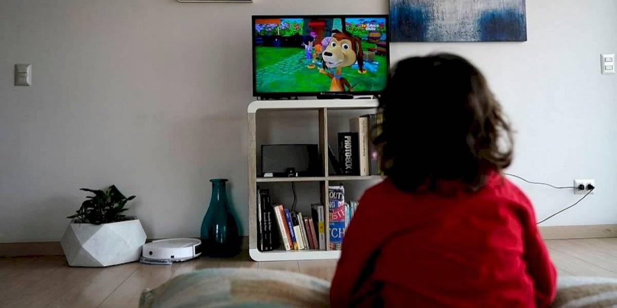 TV Educa Chile extiende sus transmisiones hasta fin de año