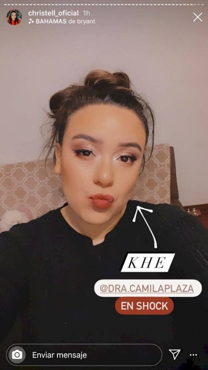 Christell Rodríguez se sometió a una bichectomía