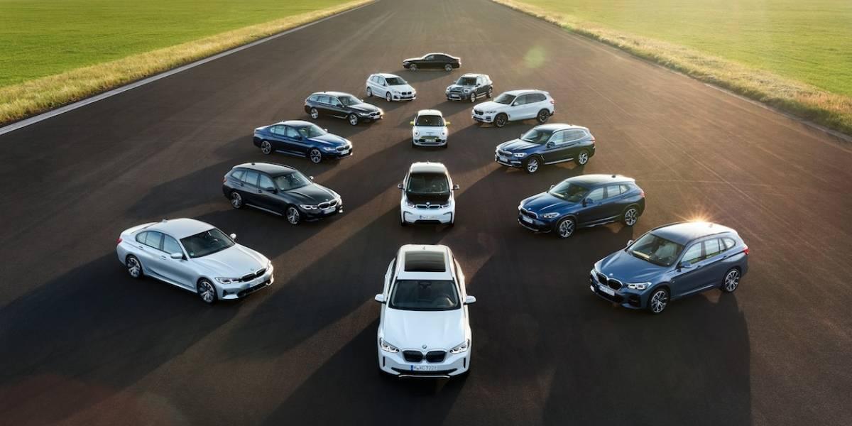 Sigue a BMW Group Latinoamérica en Twitter