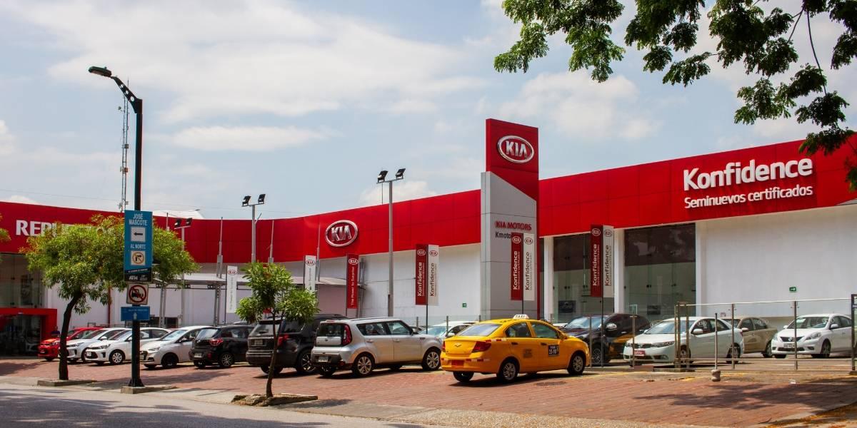 Kia Konfidence, la nueva propuesta de Kia Motors