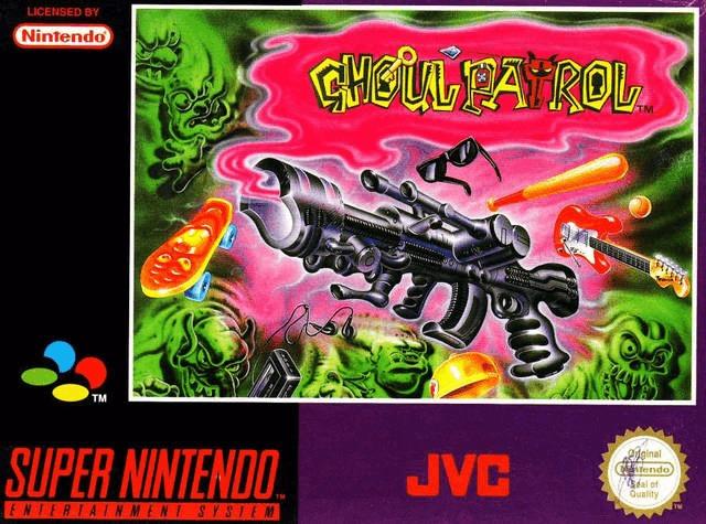 RetroBit: recordamos a Ghoul Patrol para SNES en Mundo Bizarro