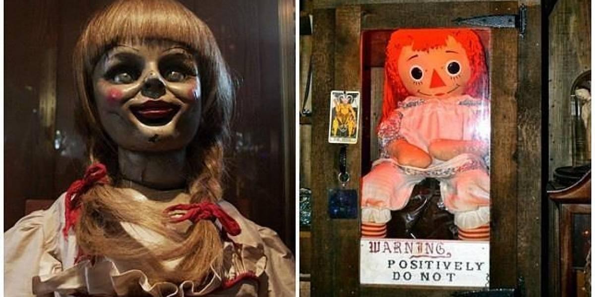 La historia real de la muñeca 'diabólica' Annabelle que habría desaparecido