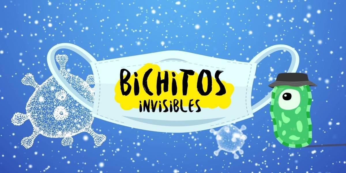 Bichitos Invisibles: el nuevo programa que mostrará los cambios en la vida de los niños en medio de la pandemia