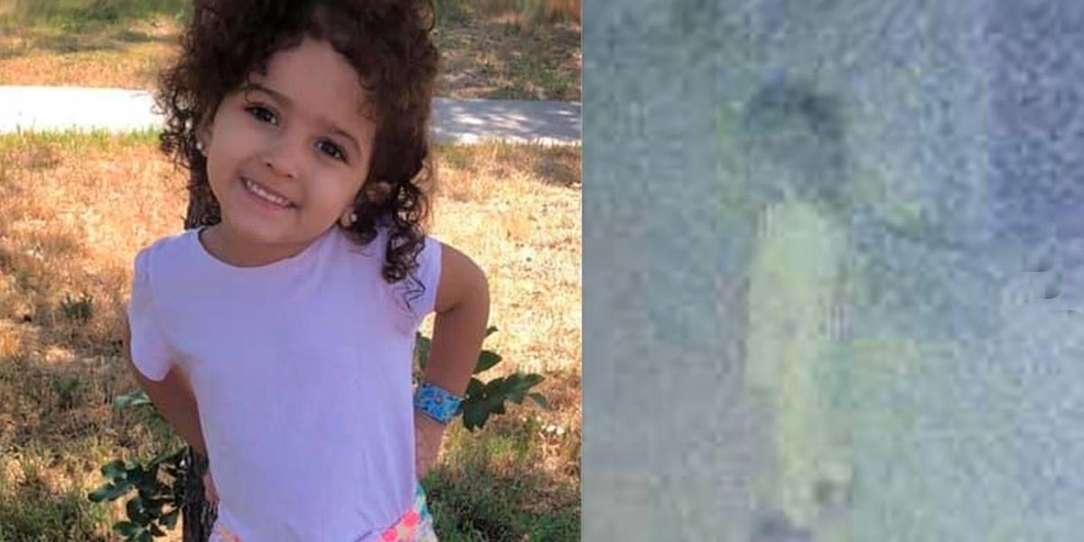 Mãe pede para filmar túmulo da filha e acredita ter visto espírito da criança