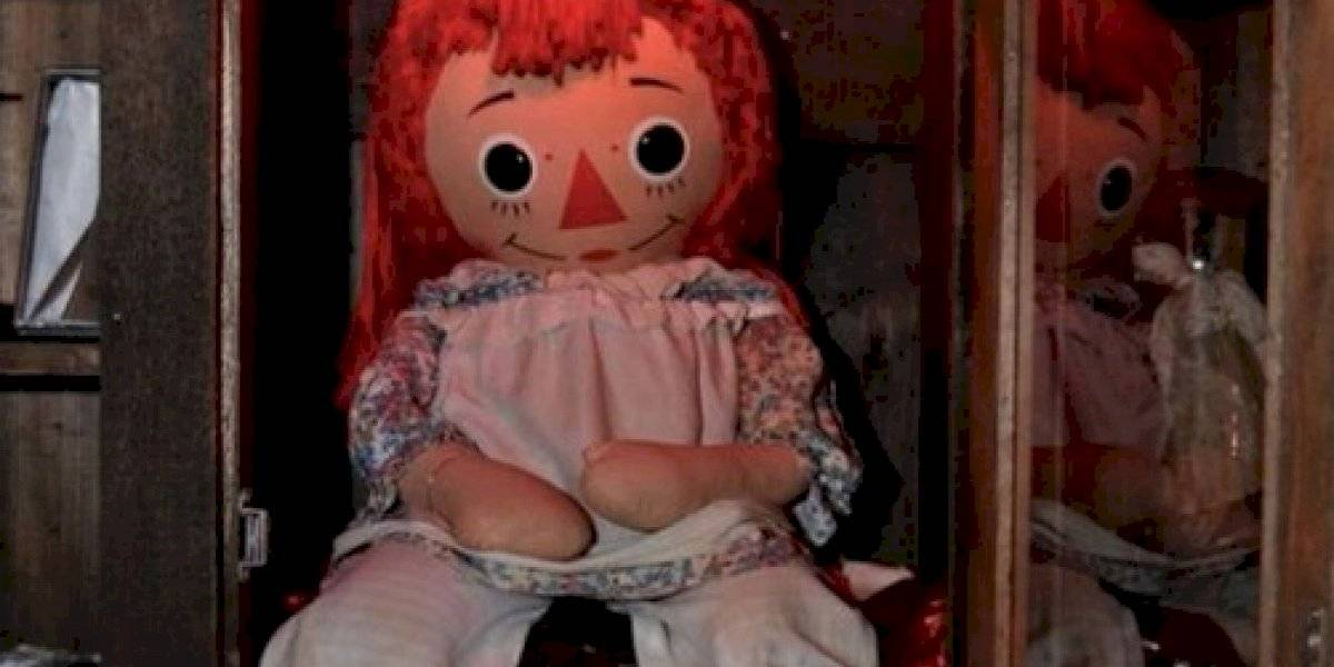 Aseguran que la muñeca diabólica Annabelle desapareció de museo en Connecticut