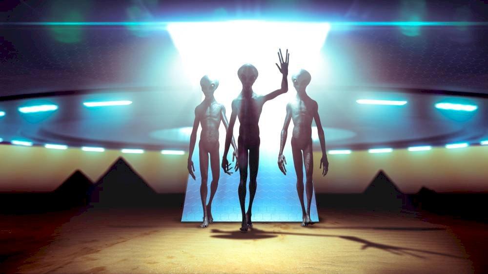 extraterrestres ovnis
