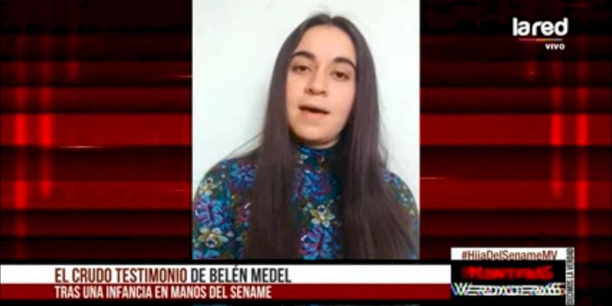 """El crudo relato de una """"hija del Sename"""": """"Sufrir golpes y abuso es lo básico"""""""